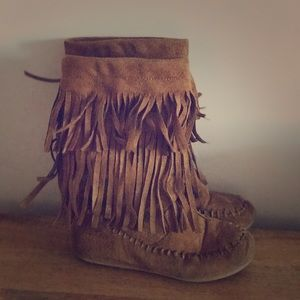 Other - Moccasin boots
